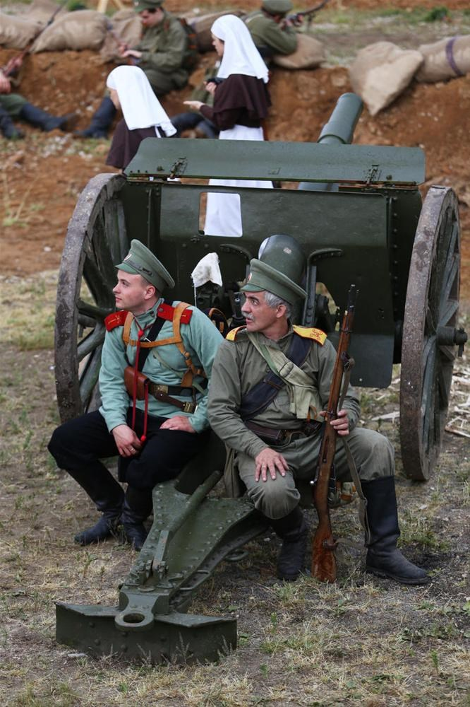 Moskova'da 'meydan muhaberesi'