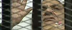 Mübarek, Kaddafi'ye gözyaşı döktü