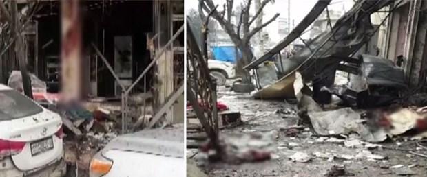 Münbiç'te ABD askerlerine saldırı (Pentagon'dan açıklama)