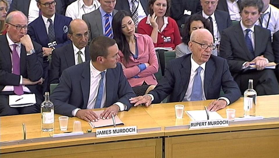 Murdoch ifade verdi