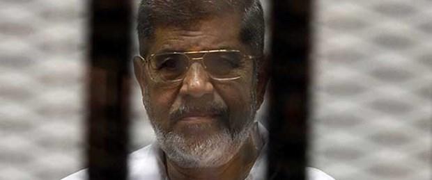 Mursi: Sisi'nin seçilmesi tiyatro
