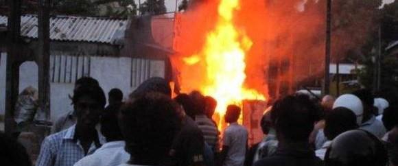 Müslüman-Budist çatışması Sri Lanka'da
