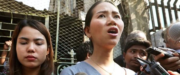 myanmar muhabir mahkeme ret110119.JPG