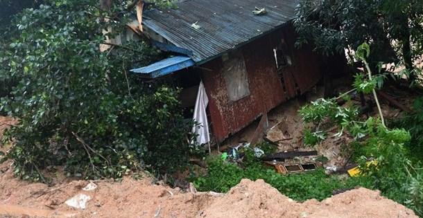 Myanmar'daki toprak kaymasında ölü sayısı 69'a yükseldi