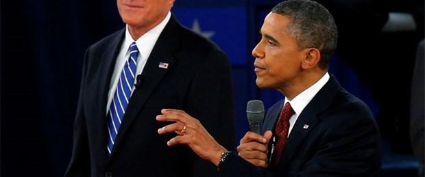 Nakavt yok, kazanan sayıyla Obama