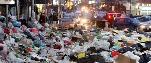 Napoli'de 'çöp intifadası'