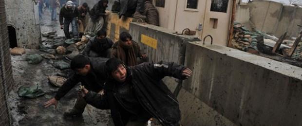 NATO'ya karşı 'Kur'an' isyanı
