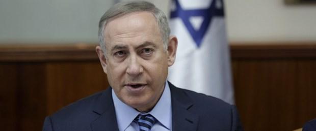 israil netanyahu yolsuzluk ifade070311.jpg