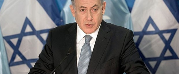 Netanyahu'dan sert tepki