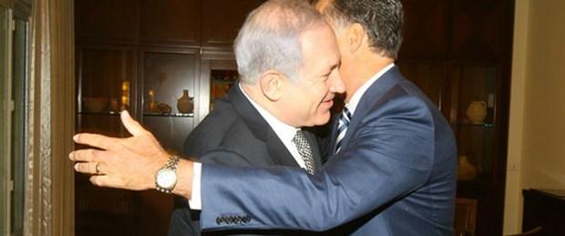 Netanyahu'nun Romney kumarı