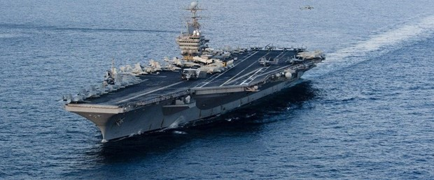 abd iran savaş gemisi abraham lincoln070519.jpg