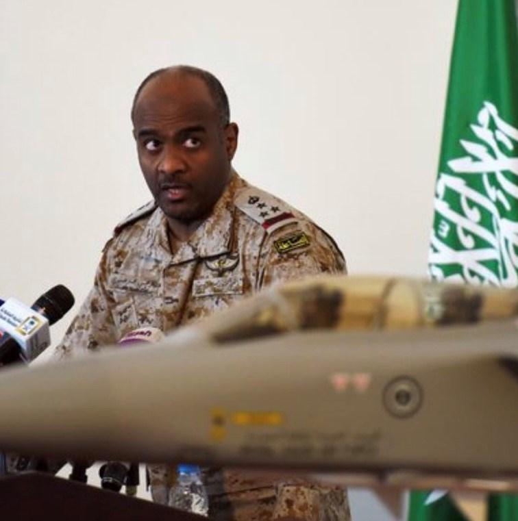 General Ahmed el Assiri