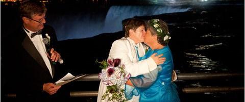 New York'un ilk eşcinsel evliliği