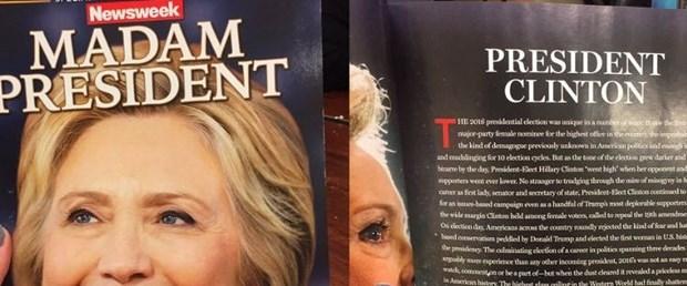 newsweek clinton başkan101116.jpg