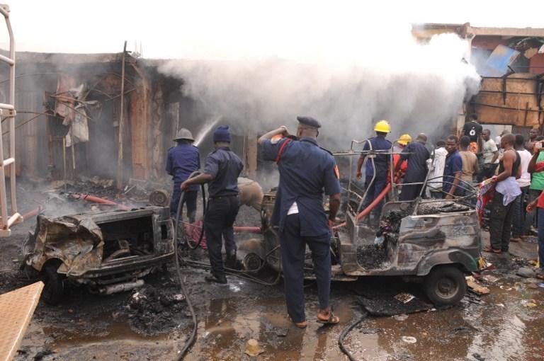 Nijerya'da çifte saldırı: 118 ölü