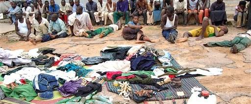 Nijerya'da insan avı başladı