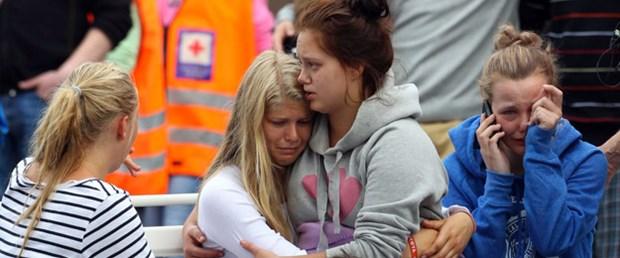 Norveç'in 11 Eylül'ü: 92 ölü