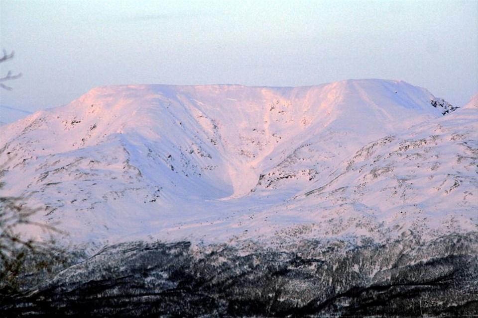 Norveç'te çığ 5 turisti yuttu