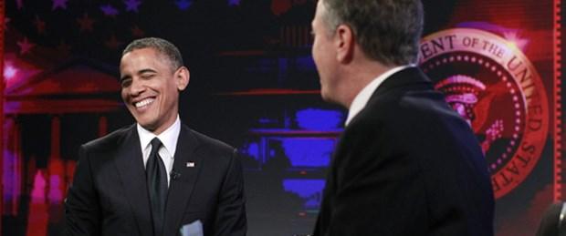 Obama ile dalga geçti