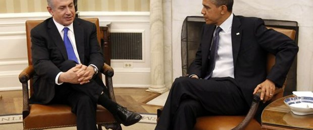 'Obama İsrail'e ziyareti erteliyor'