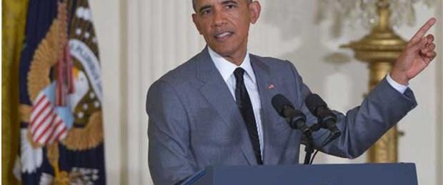 Obama: Kongre'nin yetkisine ihtiyacım yok