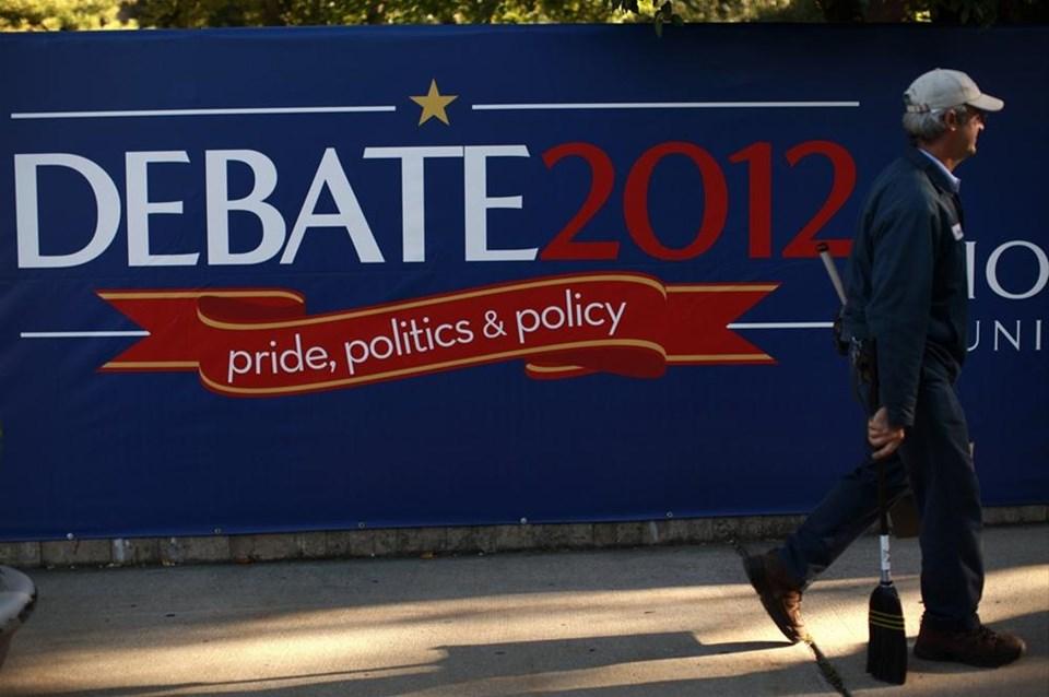 Obama-Romney yarışında ikinci raund