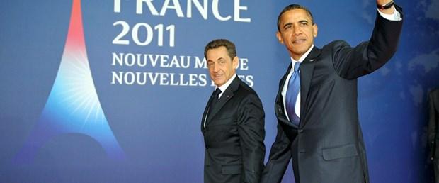 Obama Sarkozy'le İran'a baskı için anlaştı
