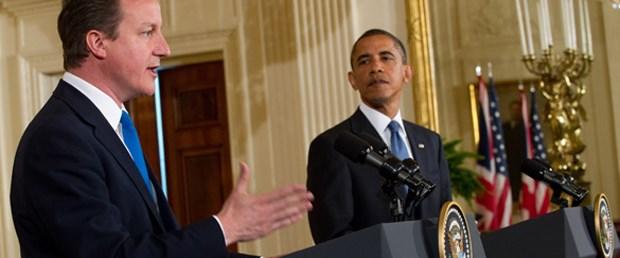 Obama ve Cameron'dan 'Arap Baharı yemini'