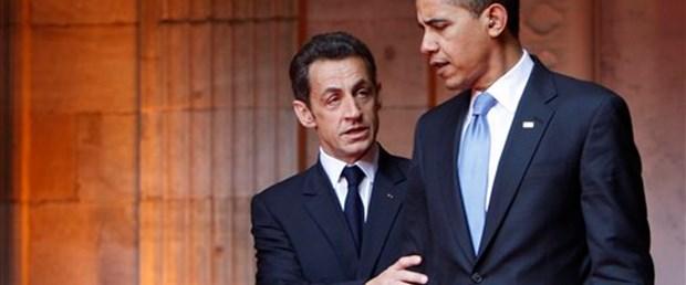 Obama ve Sarkozy'den Türkiye atışması
