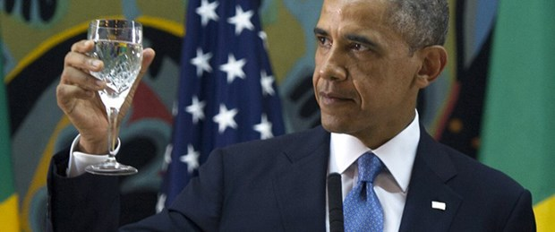 Obama'dan tarihi zafer için ilk adım