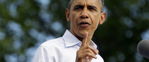 Obama'ya hava engeli