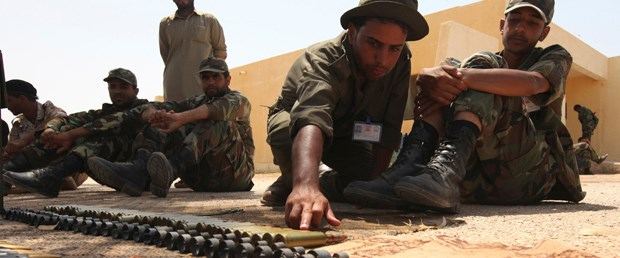 Obama'ya Libya vetosu