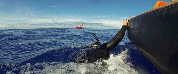 Okyanusta kara kutu bilmecesi