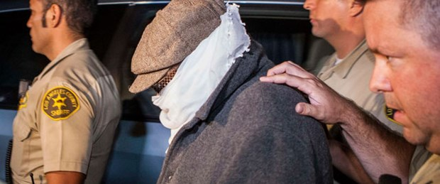 Olay yaratan filmin yapımcısı tutuklandı