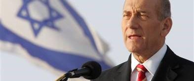 Olmert: Suriye ile barış anlaşması mümkün