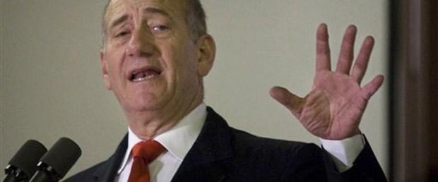 Olmert'ten Hamas'a esir asker çağrısı