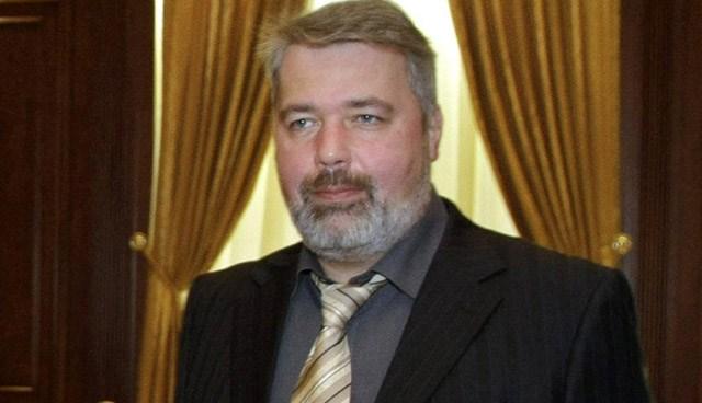 İddiaları bir mektupla kamuoyuna duyuran Novaya Gazeta Genel Yayın Yönetmeni Dimitri Muratov.