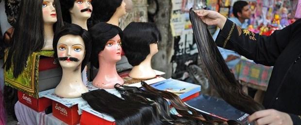 Pakistan, 1,6 milyon dolarlık saç ihraç etti