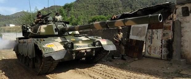 Pakistan, Taliban'a kara saldırısı başlattı