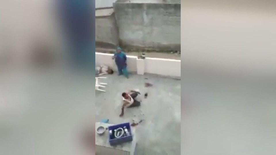 """""""DEFALARCA POLİSİ ARADIK AMA GELMEDİLER"""""""