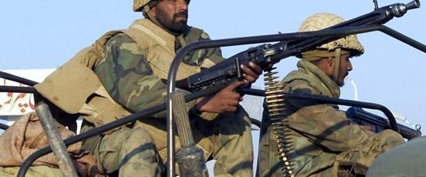 Pakistan'da 43 militan öldürüldü