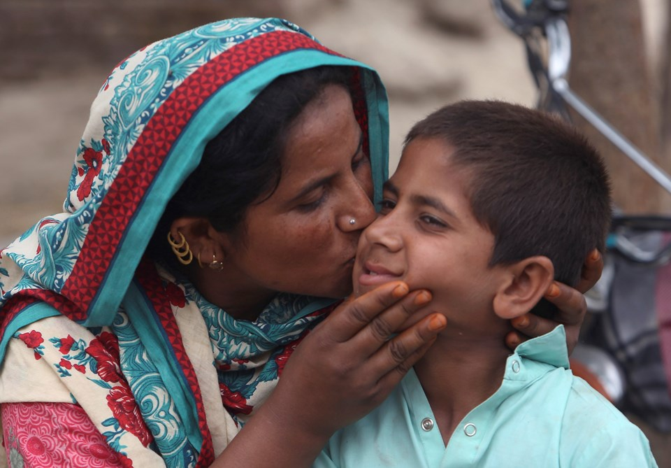 Ali Rıza ve annesi
