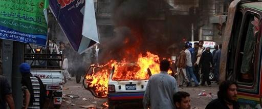Pakistan'da Aşure günü saldırısı