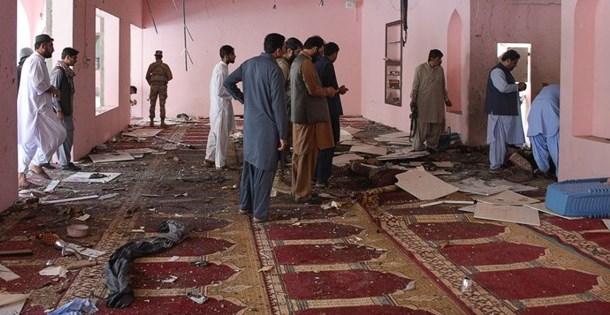 <br />Pakistan'da camide patlama: 4 ölü