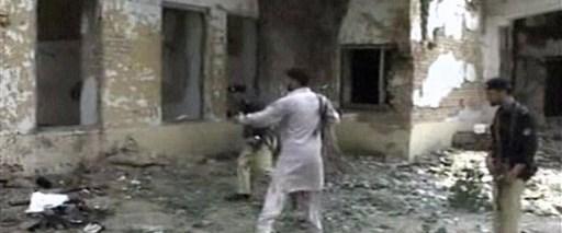 Pakistan'da intihar saldırısı: 17 ölü