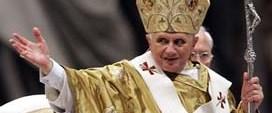 Papa ateistlere el verecek