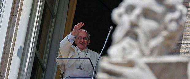 Papa Türkiye'ye geliyor