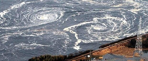 Pasifik'te 6,8 büyüklüğünde deprem