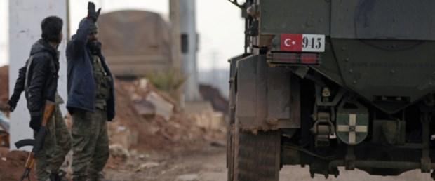 Pentagon Türkiye'nin El Bab'ı almasını destekliyor