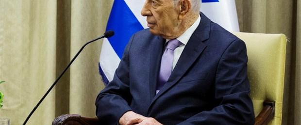 Peres: Esad o ya da bu yolla gidecek